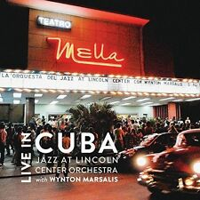Jazz at Lincoln Center Orchestra With Wynton Marsalis - Live in Cuba Cd2 BL