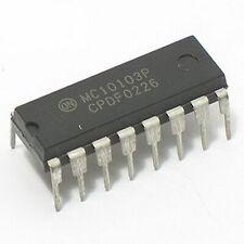 MC10103P Quad 2-Input OR Gate DIP16 Motorola NOS