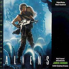 ALIENS (Deluxe Edition) James Horner CD
