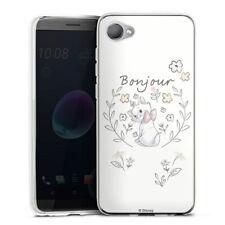 HTC Desire 12 Silikon Hülle Case handyhülle - Marie cute