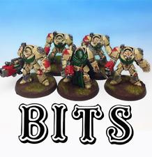 Deathwing Command Knights Bits Dark Angels Terminators Squad Marine 40K Bitz