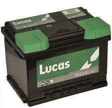 Ford Cougar 98- LUCAS PREMIUM  12v Car Battery -075