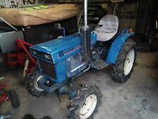Iseki Tractor 2160