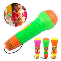 Mikrofon Kinder Spielzeug Mikrophone Echo Geräusche Musical Karaoke Freund Neu