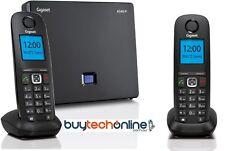 Siemens GIGASET A540IP Cordless VoIP Phone + 2nd A540H handset (2 handsets)