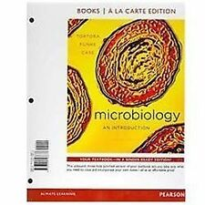 Microbiology : An Introduction by Christine L. Case, Berdell R. Funke and...