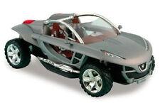 Norev 472706 Peugeot Hoggar Design Studie 2003 - silber 1:43 NEU & OVP