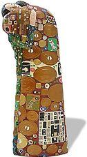 Gustav Klimt THE FULFILLMENT Licensed Museum Art Sculpture