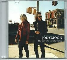 JODYMOON The Man Who Can't Be Moved DUTCH PROMO ACETATE CD SINGLE