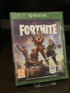 Fortnite Founders Rare Disc Edition (Xbox One) Epic Games 2017 New Sealed