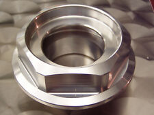 BBS RS fitment - NEW hex nut / center cap 72 mm thread 09.24.003 , 015 , 058 ,