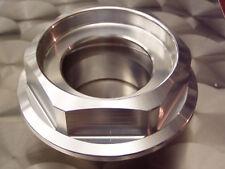 BBS RS fitment - NEW hex nut / center cap - Full Hight Ø thread 72