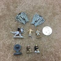 IC MICRO MACHINES STAR WARS loose lot Army builder Rebel HOTH RARE SOLO tauntaun