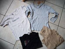 tee shirt de corps absorba et petit bateau 8 ans