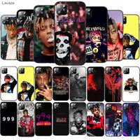 Rapper Juice WRLD Soft Case for iPhone Xs 11 Pro Max 6 6s 7 8 Plus X XR SE Cover
