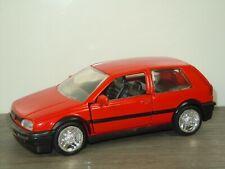VW Volkswagen Golf III 3-Door - Unknow manufacturer - 1:24 or 1:25 *41519