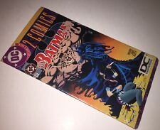 BATMAN #517 & Detective Comics #681 DCU DC Universe Logo Variant ~ Sealed 2 Pack