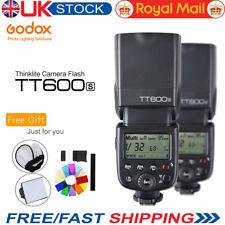UK Godox TT600s GN60 2.4G Camera Flashgun Speedlite for Sony MI Hot Shoe Camera