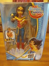 DC Super Hero Girl's Power Action Wonder Woman Doll