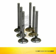 Exhaust Valve for Ford Mazda Explorer Navajo 4.0 L OHV SET OF  6