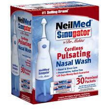 NeilMed Sinugator Cordless Pulsating Nasal Wash 1 EA