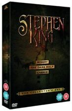 Stephen King Collector's Set The Dark Half (DVD, 2006, 4-Disk Set, Box Set Edition)