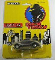 ERTL Dick Tracy Tracy's Car 1:64 scale die cast Toy Model 2679