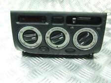 TOYOTA MR2 III CLIMATE CONTROL SWITCH ASSEMBLY 83910-17050