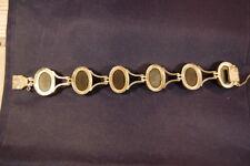 Silber-Armband mit Markasiten Länge 18cm, Silberpunze 835 sehr guter Zustand
