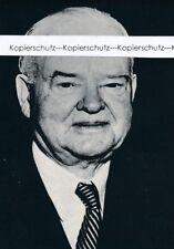 Herbert Hoover-Presidente de los Estados Unidos-New York-para 1960-R 8-5