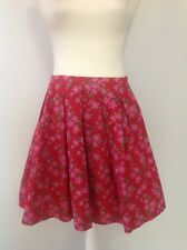PRINCESS HIGHWAY Floral A-Line Skirt - Size 8