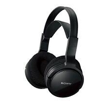 Sony Mdr-rf811rk Cuffie Wireless radiofrequenza Trasmissione Digitale AC FM Nero