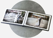 MELBOURNE - DIY Photo Album 12x8 Inch Peel'n'Stick Wedding Portrait Baby
