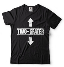 Two Seater Arrows Funny College Humor t shirt gift tee Sarcastic T shirt