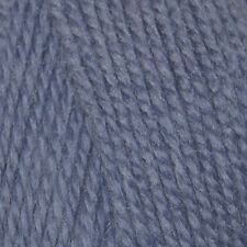 King Cole 100grm Baby Comfort Aran 20 Shades Available Denim 337