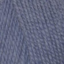 King Cole Comfort Aran Supersoft Acrylic / Nylon Knitting Wool Yarn 100g Denim 337