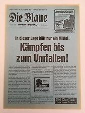BL 80/81  TSV 1860 München - FC Schalke 04, 18.04.1981