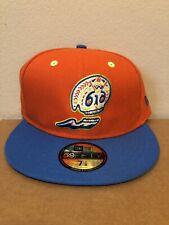 West Michigan Whitecaps Copa MiLB New Era 5950 Hat. Size 7 1/8