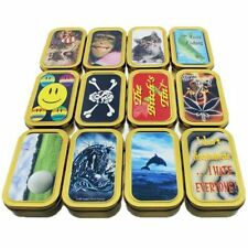 Tobacco Tins Collectable Cigarette Cases