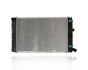 Radiator For 90-91 Pontiac Grand Am Oldsmobile Calais 2.3L With DOHC 52452899