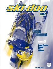 Ski-Doo service manual 2002 MX Z ADRENALINE 600/700 & MX Z RENEGADE 600/700/800