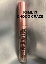 RK BY RUBY KISSES FOREVER MATTE LIQUID LIPSTICK 'RFML13 CHOCO CRAZE'