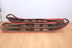 1992 POLARIS INDY 500 EFI SKS Skis