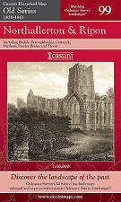 Northallerton and Ripon by Cassini Publishing Ltd (Sheet map, folded, 2006)