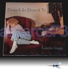 """LORETTA GOGGI """"DONNA IO DONNA TU"""" RARO LP SIGILLATO"""