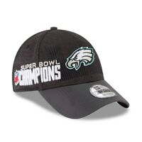 New Era Philadelphia Eagles Black Super Bowl LII Champions Trophy Collection