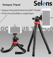 Portable Mini Flexible Tripod Octopus Stand Gorilla Pod for Gopro Camera Phone