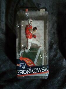 McFarlene Rob Gronkowski NFL 36 Figure Variant 330 Of 500 (Red Jersey)