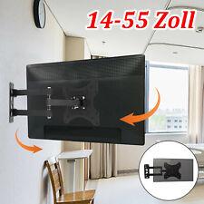 14-55 Zoll TV Wandhalterung Wandhalter LCD LED Fernseher schwenkbar neigbar