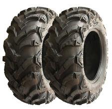 2 piezas Quad Neumático 24x8-12 4 capas Wanda ATV Neumáticos P341 24 8.00 12